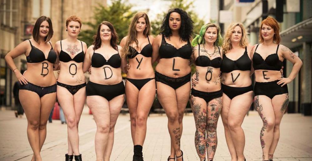 Déclaration de guerre au #bikinibody