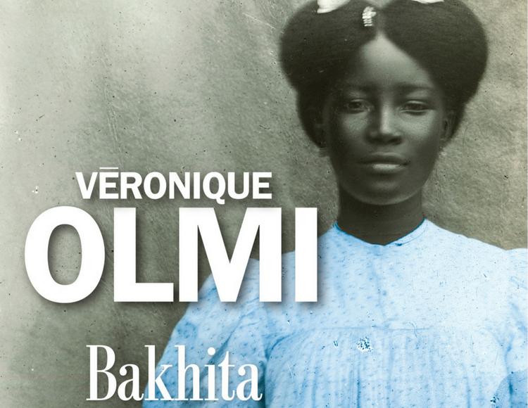 """Couverture de """"Bakhita"""" de Véronique Olmi aux éditions Albin Michel"""
