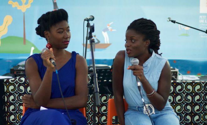 """Adiaratou Diarrassouba et Dolores Bakèla, fondatrices du site """"L'Afro"""""""