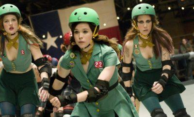 """Le roller derby traité dans le film """"Bliss"""". Crédit: Ari Graynor"""